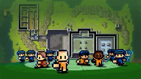 The Escapists Alcatraz 2015 the escapists il dlc in uscita oggi vi porta a alcatraz