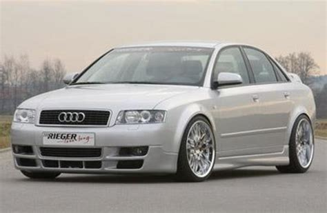Audi Tuning Teile by Frontlippe Rieger Tuning Audi A4 B6 B7 Jms Fahrzeugteile