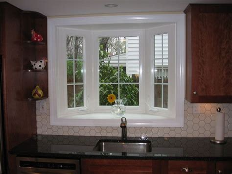 bay window kitchen ideas bay window above kitchen sink kitchen remodel