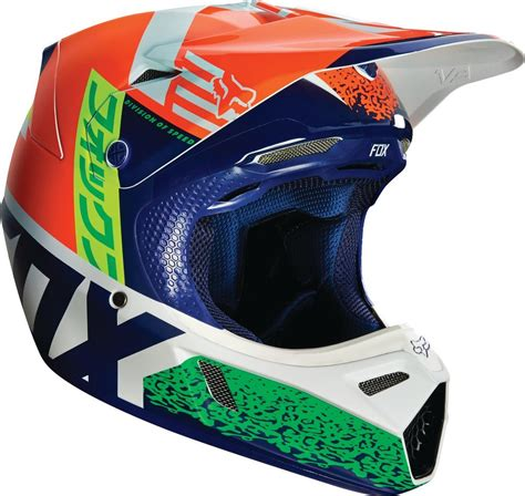 motocross helmet closeout 449 95 fox racing v3 divizion mips dot helmet 234786