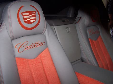 custom car seat upholstery custom cadillac auto upholstery by aj northridge ca