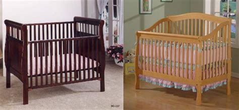 recalled baby cribs