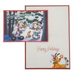disney greeting card set disney parks storybook