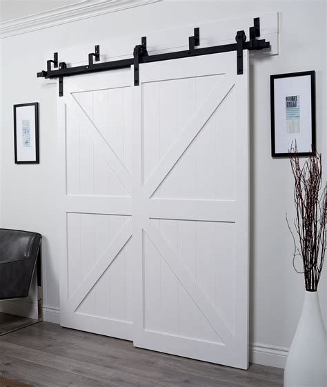 Bypass Barn Doors The Benefits Of An Easy Glide Soft Barn Door Renin