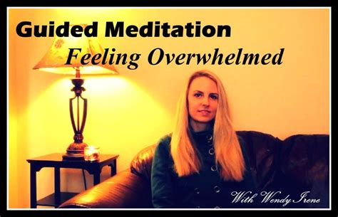 with cancer using transformational meditation and a joyous mindset to the challenge books guided meditation feeling overwhelmed modernmom