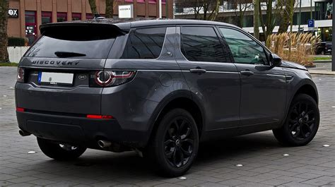 land rover discovery sport black file land rover discovery sport td4 hse black paket