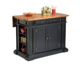 home styles black cottage oak kitchen island 5003 94