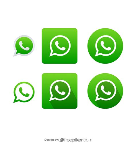 whatsapp layout vector freepiker whatsapp vector icons vector icons
