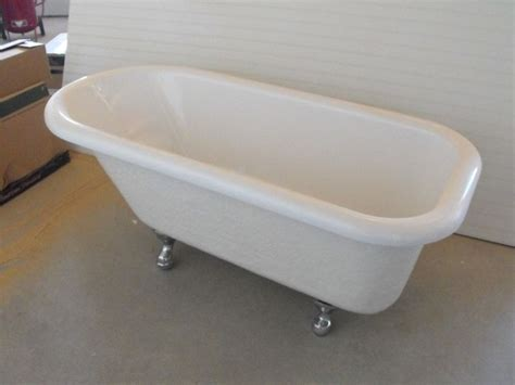 Fiberglass Clawfoot Tub Claw Foot Bathtub And Vanity Bureau Installation