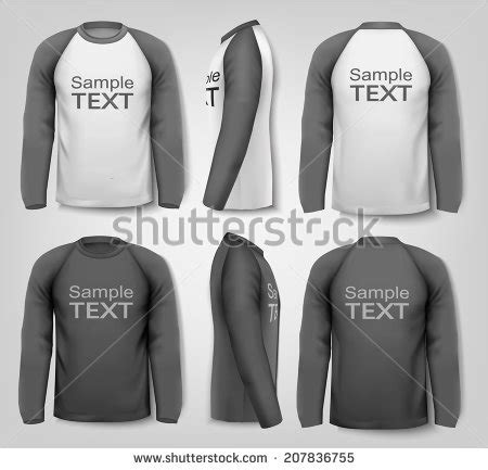 Tshirt Kaos Baju Fallen Brand Gray sleeve stock images royalty free images vectors