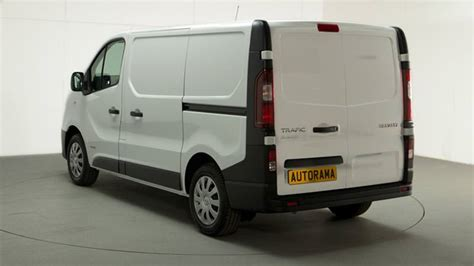 renault trafic back renault trafic reviews from vanarama customers