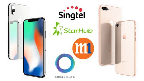 iphone 8 iphone 8 plus iphone x telco price plan comparison hardwarezone sg