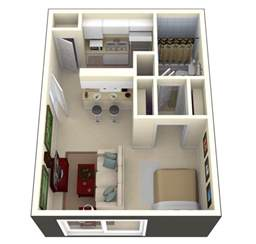 400 Sq Ft Studio by Studio Apartment Floor Plans