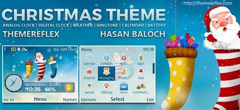 christmas themes for nokia 206 christmas nokia themes themereflex