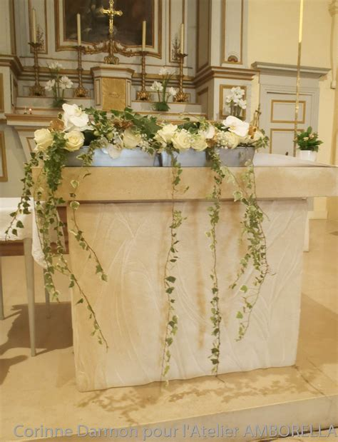 l decoration d 233 coration de l 233 glise de yerres pour un mariage