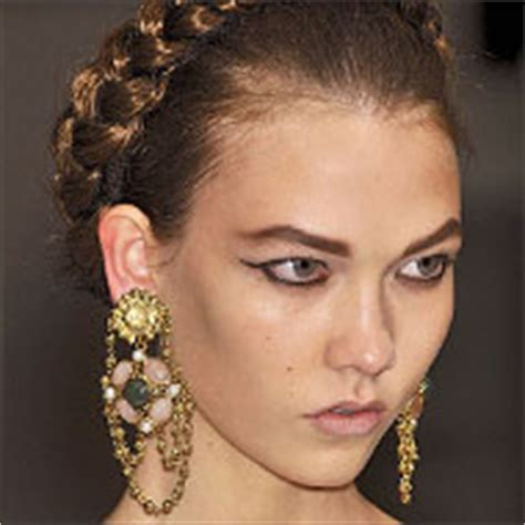 karlie kloss haircut instructions click for larger photo of upside down french braid