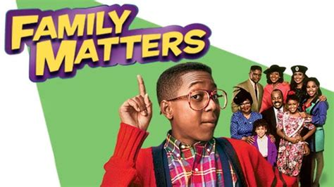 family matters what s up wednesday