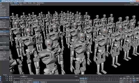 lightwave layout animation new page 1 www learn3dsoftware com