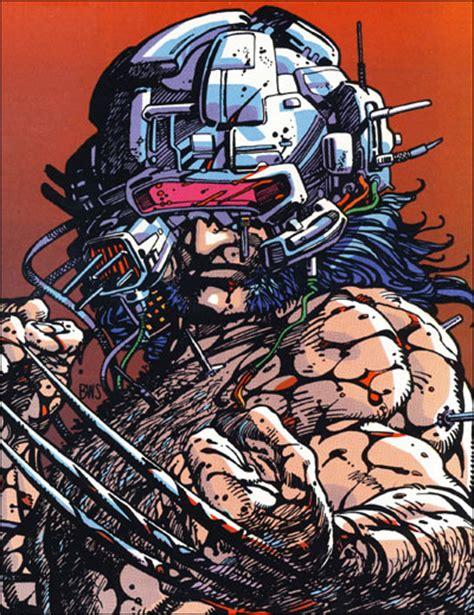 lobezno arma x weapon x story arc comic vine