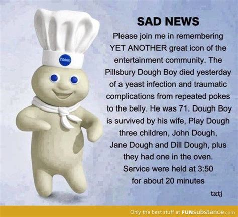 Pillsbury Dough Boy Meme - 14 best images about pilsbury dough etc on pinterest