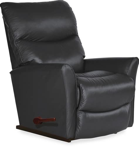 La Z Boy Recliner Leather by La Z Boy Rowan Leather Recliner Boulevard Home