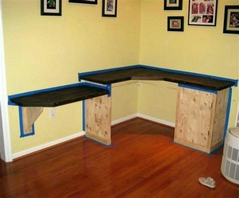 diy home office desk home office furniture fitted home
