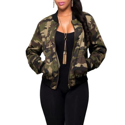 Camo Bomber Jacket Army Green Xl army green s bomber jacket coat