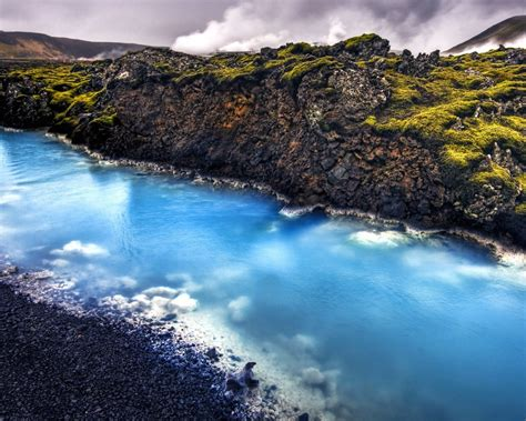 wallpaper blue lagoon iceland blue lagoon wallpaper free iceland downloads
