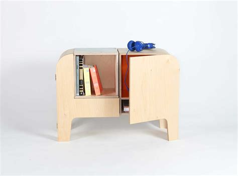 Uniphant A Play Furniture And Shelf For Kids By Stina Play Desks
