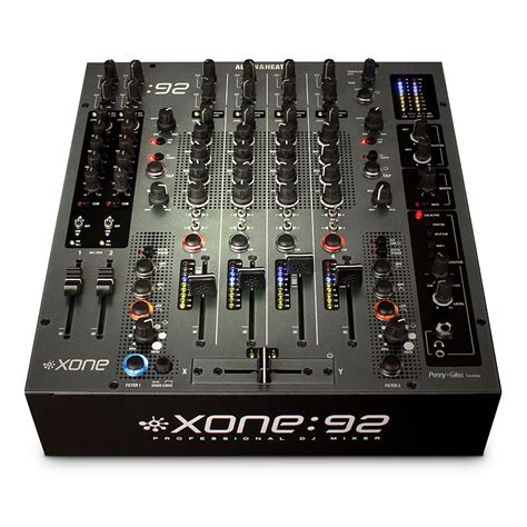 Mixer Allen Heath Second allen heath xone 92 171 dj mixer