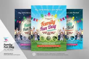 Family Day Flyer Template by Family Day Flyers Flyer Templates On Creative Market