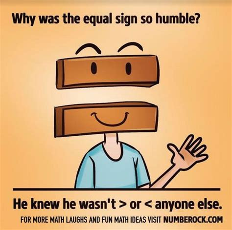 Math Meme Jokes - comics equals sign math jokes and math
