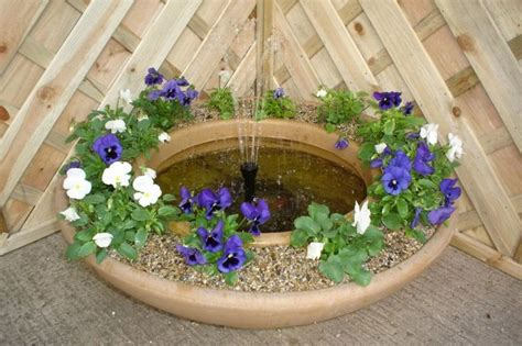 small patio water fountains house decorating a small