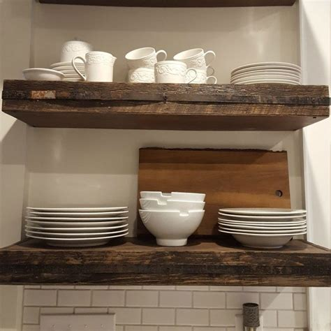 beautiful and functional storage with kitchen open 25 best ideas about floating shelves kitchen on pinterest