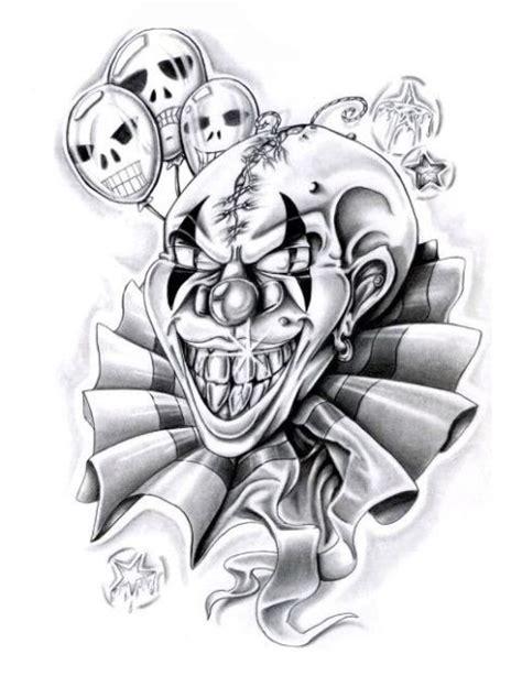 clown tattoo designs black white clown designs black white jpg car tuning