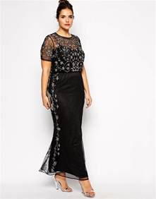 plus size evening dresses with sleeves kzdress