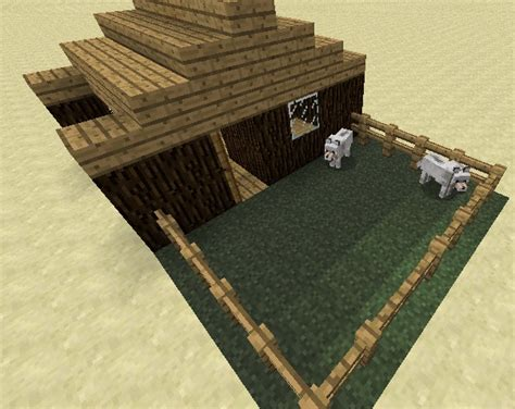 dog house in minecraft dog house minecraft project