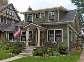 Colour Style the right colors to match the craftsman style