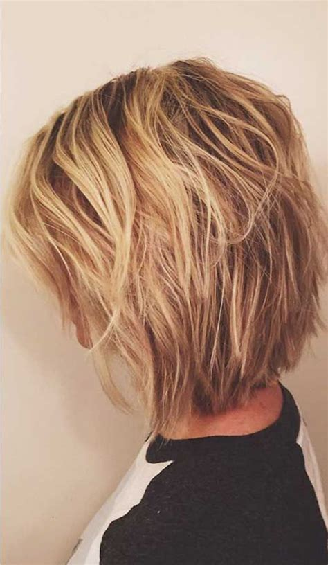 bob hairstyles with slightly layered 25 best ideas about layered bob hairstyles on pinterest
