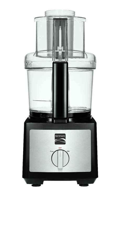 Food Blender Kmart Kenmore 4202 Food Processor 10 C Black