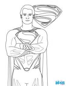 superman coloring pages hellokids com