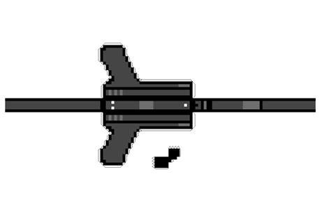 Gun Papercraft - papercraft fast pixel gun 3d