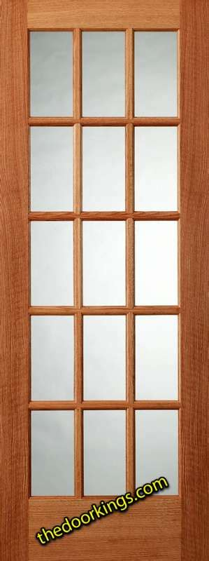 Door Kings Six Panel Interior Oak Doors Interior Wooden Doors With Glass Panels