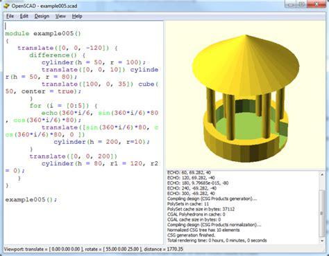 openscad color openscad freeware de