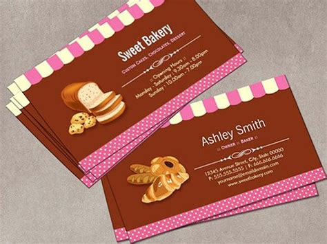 cakes business cards template 556 best business card templates images on
