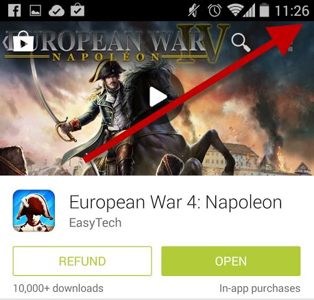 Play Store 15 Minute Refund Window Appears To Be