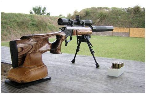 Handmade Rifles - custom rifle