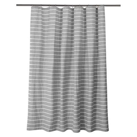 upgrade white curtains 25 best ideas about gray shower curtains on pinterest