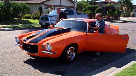 1970 camaro ss 454 1971 camaro ss 454