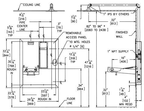 handicap height requirements shower faucet ada compliant ada compliant faucet cts6032